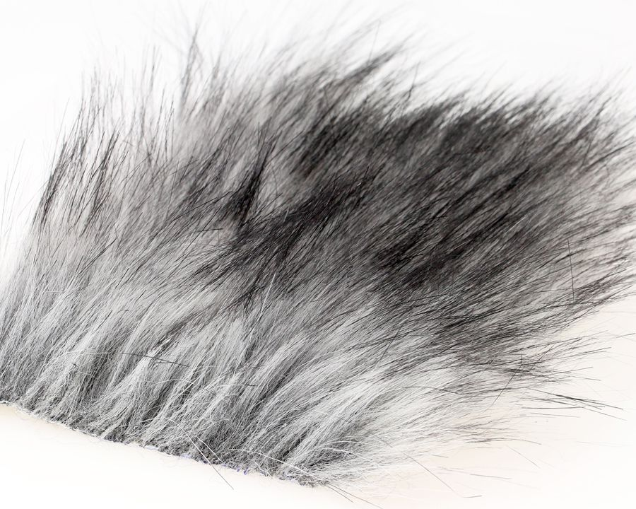 Craft Fur Silver Grey