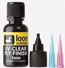 LOON UV Clear Finish Thin Fluide