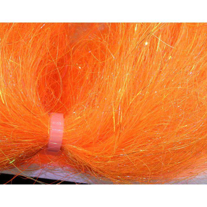 Suprême Wing Hair Fluo Orange