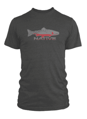 Tee-Shirt Native Cutthroat