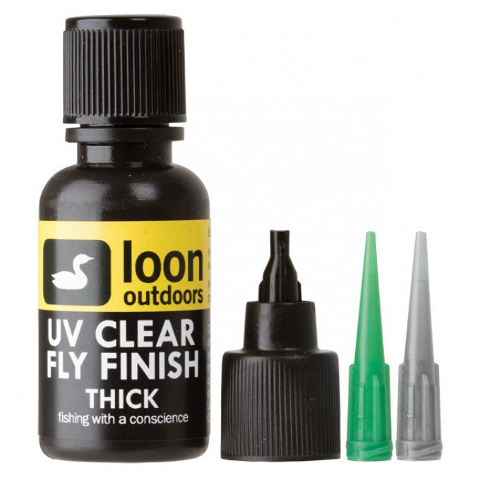 LOON UV Clear Finish Thick épais